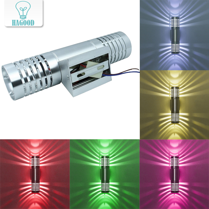 NEW 6W LED Wall Lights Modern Cylindrical Sconce AC85-265V Indoor Home Foyer Decoration Lamp for TV Background Lighting FixturesNEW 6W LED Wall Lights Modern Cylindrical Sconce AC85-265V Indoor Home Foyer Decoration Lamp for TV Background Lighting Fixtures