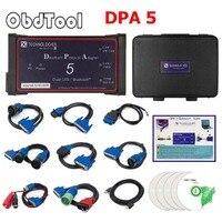 2019 Профессиональный DPA 5 адаптер протоколов dearborn 5 Полный Адаптеры DPA5 тяжелых сканер для грузовиков без Bluetooth двойной может DPA