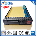 Novo 651687-001 2.5 disco rígido hot swap hdd bays suporte caddy bandeja para hp g8 g9 dl380p dl360p