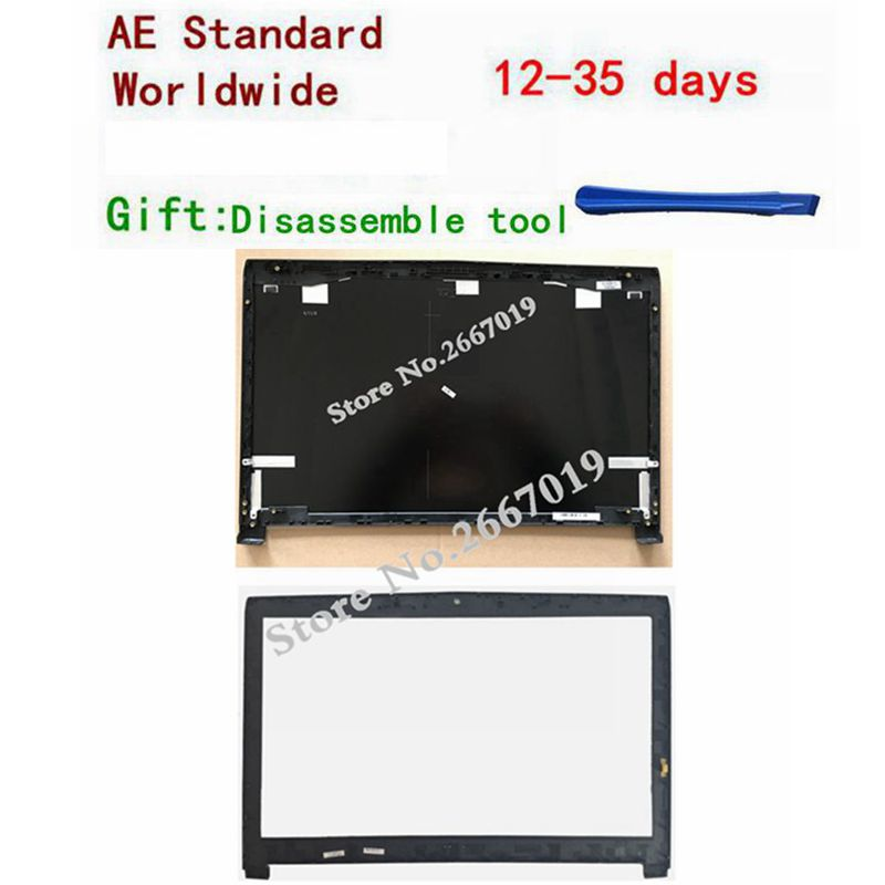 NEW cover case For MSI GE72 2QD APACHE PRO MS-1792 SERIES LCD BACK COVER Black/LCD Bezel Cover(Not applicable GE72-2QF)