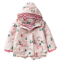 M38 Spring Autumn Jacket Boys Girl Kids Coat Hoodie Child Jacket Girl Tops Windbreaker Kids Coat