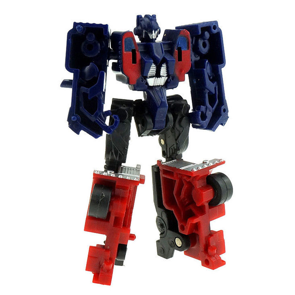 Transformation Kids Classic Funny Robot Cars Toys For Children Action Toy Figures Metamorphic Robot Toy in Action Toy Figures from Toys Hobbies
