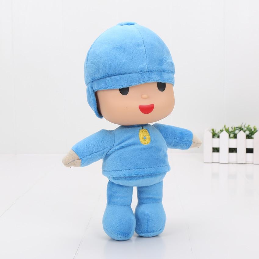 4pcsset-14-30cm-Pocoyo-Loula-Elly-Pato-Stuffed-Animals-Plush-Toys-Free-Shipping-1