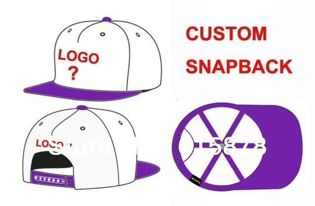 643e3795 2018 Custom Logo Snapback OEM Caps Flat Bill Hats Adjustable Wholesale