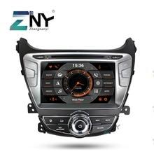 8 «IPS Android 9.0 voiture stéréo GPS pour Hyundai Elantra 2014 2015 Auto DVD Radio FM Navigation Audio vidéo lecteur caméra de sauvegarde
