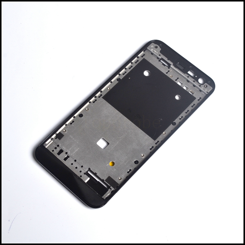 retail 1pcs 100 genuine middle housing for asus zenfone 2 laser 50 ze500kl middle frame cover without parts have stock online