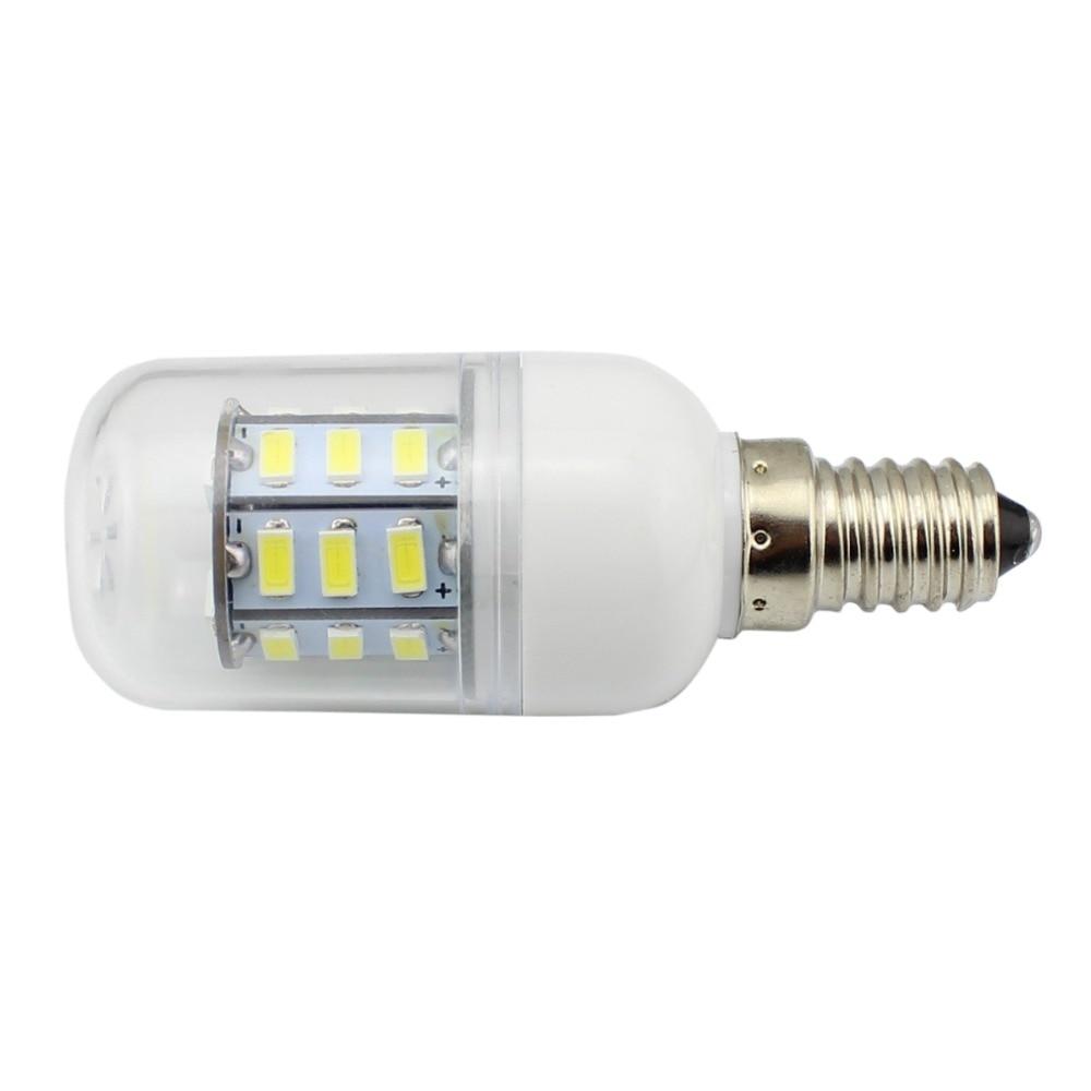 Купить с кэшбэком bombillas 12V led bulb E27 E14 E12 B22 GU 10 G9 4W home light 220V 110v smd 5730 27 leds 12 volt bulbs candle lighting ampoule