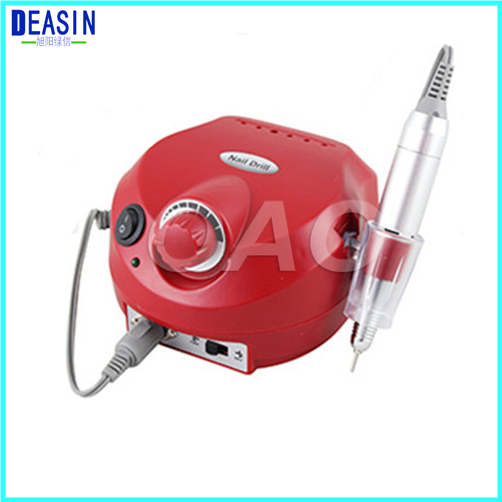 High Quality Nail polishing machine Manicure sander nail polishing instrument 30000 electronic nail drill nail manicure machine 1pc white or green polishing paste wax polishing compounds for high lustre finishing on steels hard metals durale quality