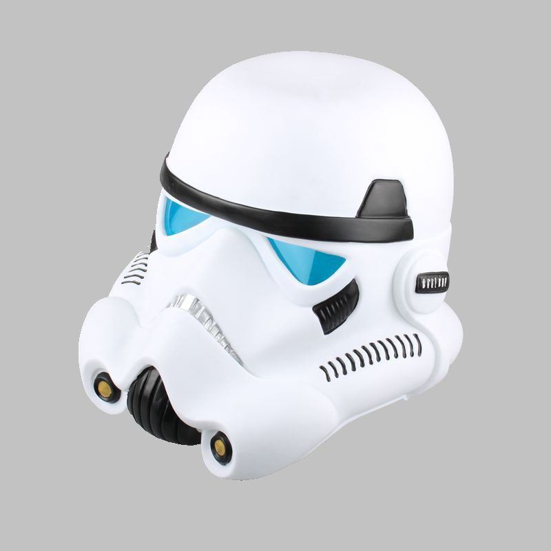 Star Wars Stormtrooper Helmet Cosplay Mask 1:1 Doll PVC Action Figure Collectible Model Toy KT3300 star wars ashigaru stormtrooper pvc action figure collectible toy 17cm