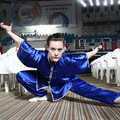 Мужская женская детская мальчики девочки дети тайцзи равномерное Шелковый одежда костюм Китайский Кунг-Фу Костюм Тай Чи боевых искусств этап одежда