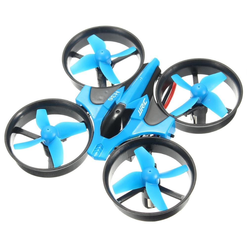 JJR/C JJRC H36 Mini Quadcopter Drone RTF VS Eachine E010 H8 Mini 2
