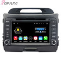 Quad Core Android 5.1.1 Car GPS For Kia SPORTAGE 2010 2011 2012 2013 With Stereo Multimedia Radio Map Wifi BT Free Shipping