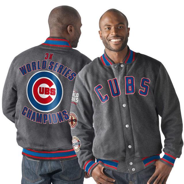 MEN 2016 Men Clothing Tops Long Sleeve Warm Hoodies World Series Champions Cardigan Sweatshirt Hoodie Men Clothes Coat