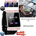 Teamyo Original DZ09 Smart Watch with Camera Bluetooth WristWatch SIM Card Smartwatch for Samsung IOS Phones Multi Languages