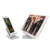 360 grados de rotación de aluminio metal sostenedor del montaje del soporte para la tableta del teléfono móvil iphone ipad (360 grados de rotación)