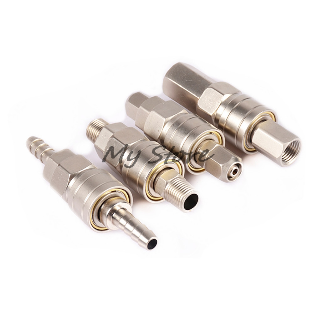 SP,PP,SM,PM,SH,PH,SF,PF - 20. Self-locking C type Pneumatic Air Compressor Hose Quick Coupler Plug Socket Connector 12mm hose air compressor quick coupler connector steel self lock sh 40 ph 40