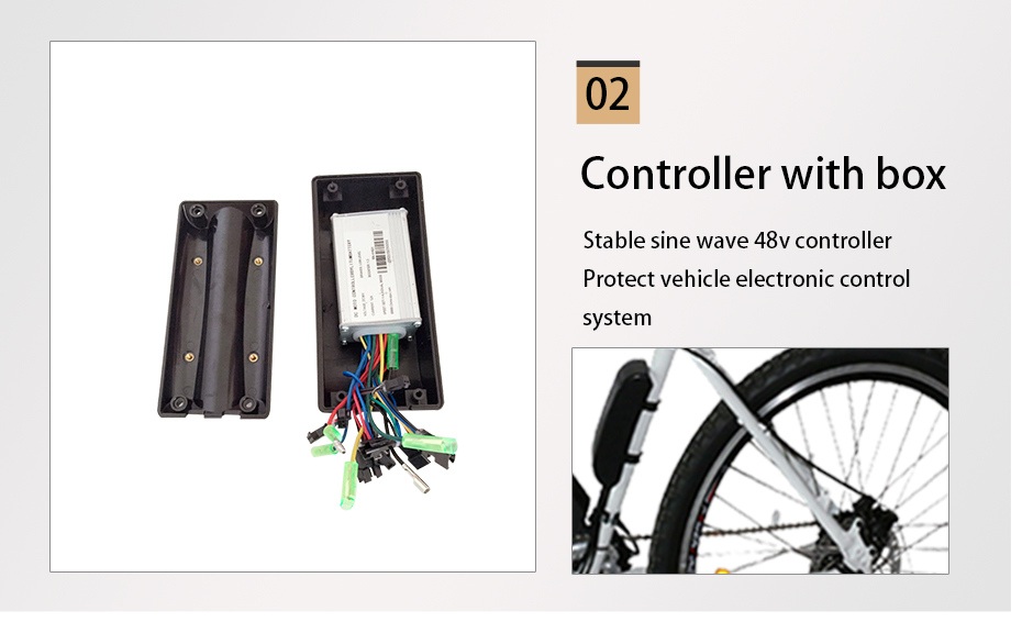 Flash Deal Free Shipping 36V 48V ebike Motor No Battery 250W 350W 500W 1000W Powerful Electric Bike kit LED LCD Display bldc controller MTB 5
