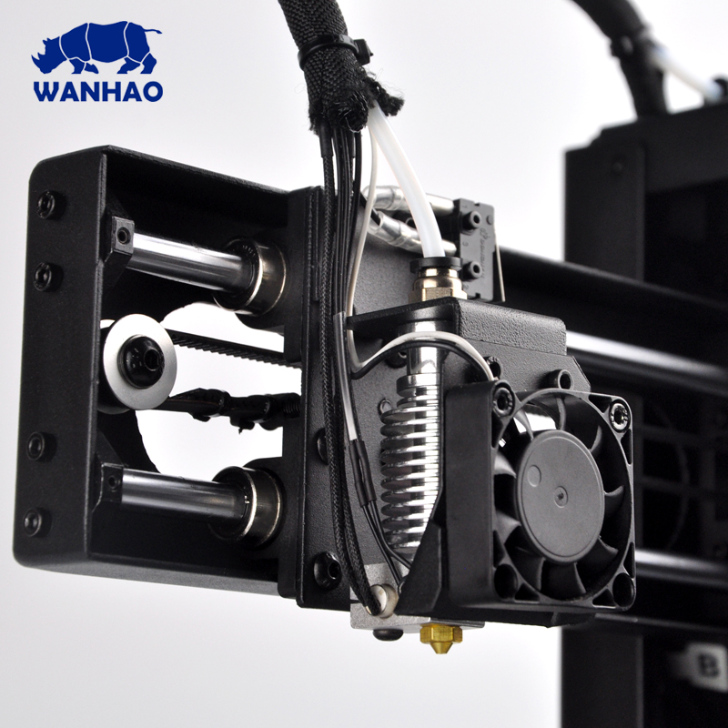 New 2019  Wanhao printer i3 Mini - a great gift for a school boy or a student (just 3D printer, not include PLA)