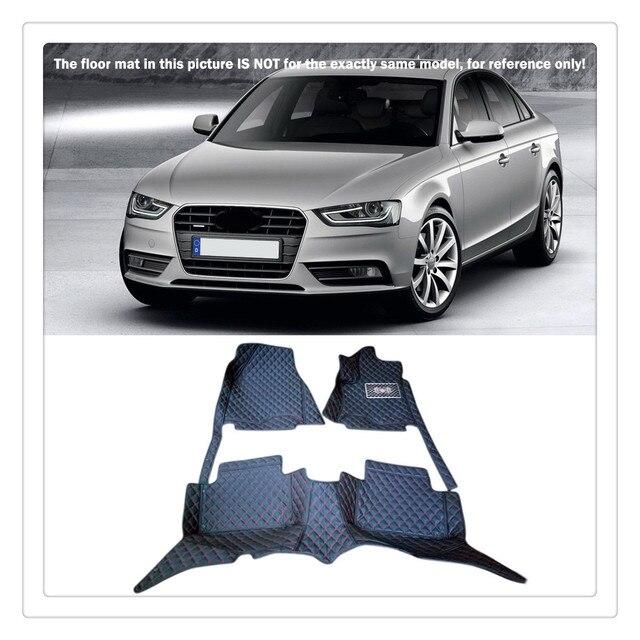 2010 Audi A4 Performance Upgrades: Custom Car Floor Mats For Audi A4 B8 2008 2009 2010 2011