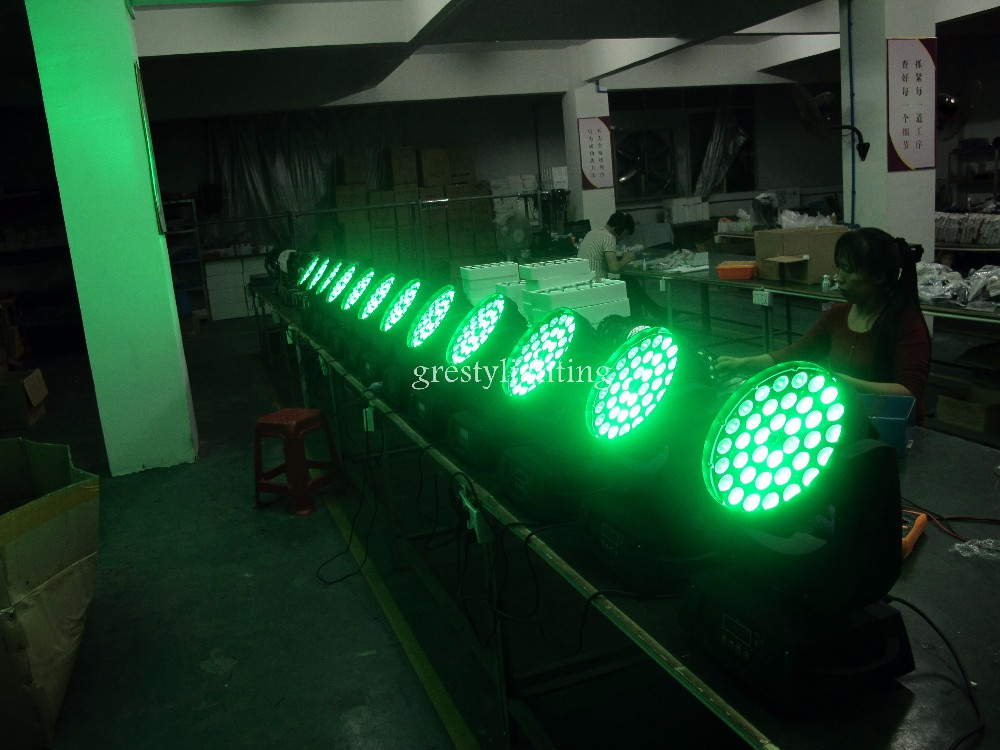 36pcs moving head light36