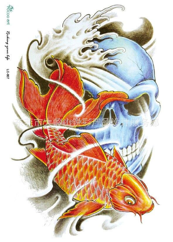 Acquista carpa koi disegni del tatuaggio for Carpa koi butterfly