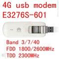 150mbps 4g usb modem huawei E3276s-601 3g 4g usb stick band 3/7/40 e3276 lte 4g usb dongle E3276-601 pk e3372 e3272 e3131