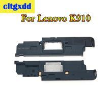 cltgxdd 1pcs New Loud Speaker For Lenovo K910 Loudspeaker Buzzer Ringer Flex Cable Mobile