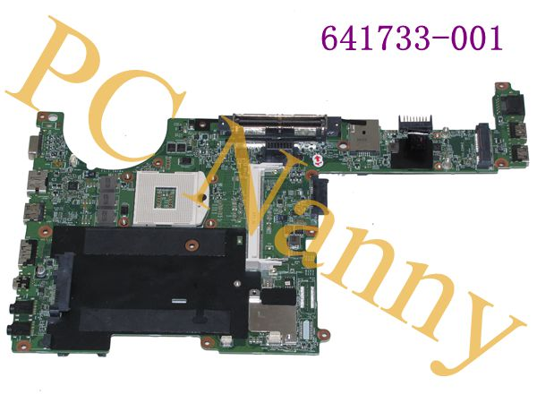 FOR HP Compaq 6360b series Intel HM65 laptop Motherboard 641733-001 tested