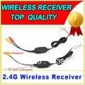 2.4 Г ГГЦ Беспроводной RCA Видео Передатчик Приемник Автомобиля Обратный Монитор Камеры GPS бесплатная доставка