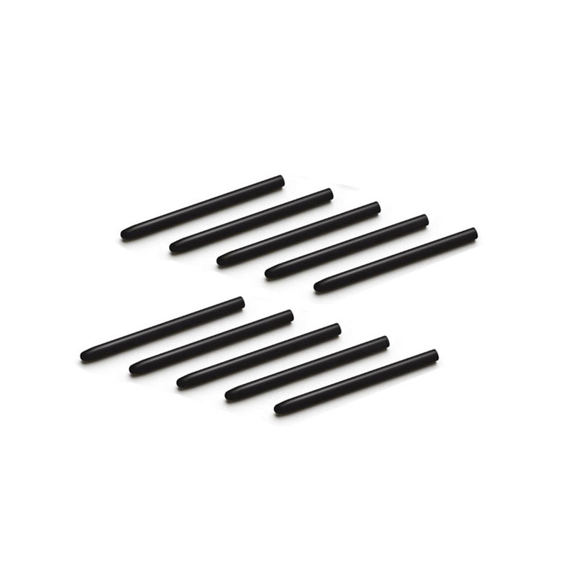 20 Pcs / lot For Wacom Digital Tablet Graphic Drawing Tablets Pen Standard Black Nibs Tips for Wacom Intuos Pen