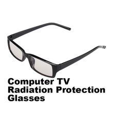 57b97c7fd PC TV إجهاد العين حماية مكافحة الإشعاع نظارات الرؤية إجهاد العين حماية  النساء الرجال الكمبيوتر الأزرق ضوء راي النظارات الإطار