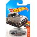 Новые Поступления 2017 Hot Wheels Пользовательские 56 Ford Truck Металл Diecast Cars Моделей Коллекции Детские Toys Автомобиля Для Детей Juguetes