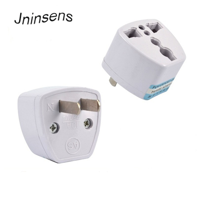 New Universal Travel Adapter Electric Plugs Sockets Converter Eu Uk Au To Us Usa Ac Plug Charger Conversion