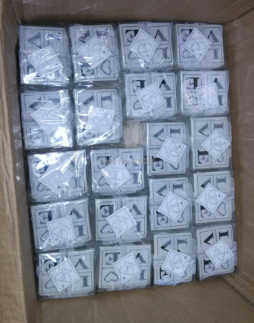 80 компл./лот свадебные украшения стола керамическая любовь Солонка и Перец Шейкер Набор для любителей подвижные поставки вечерние подарки для раздачи при входе