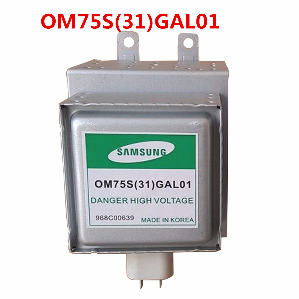 Microwave Oven Parts,Microwave Oven samsung Magnetron OM75S(31)GAL01 Refurbished Magnetron !