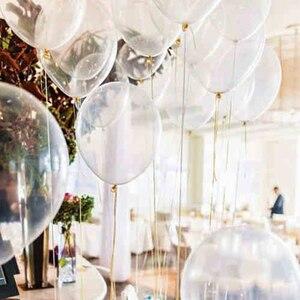 Image 1 - 20 ชิ้น/ล็อต 2.2g 12 นิ้วลูกโป่งใส,โปร่งใสบอลลูน,งานแต่งงาน/งานปาร์ตี้/วันเกิดตกแต่ง
