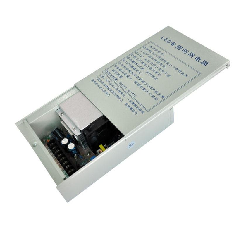 Livraison gratuite 500 W DC 24 V 21A alimentation extérieure étanche à la pluie - 4