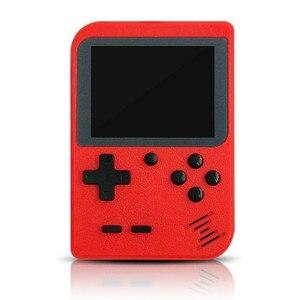 Image 5 - Classic mini game machine 400 retro game console nostalgic handheld game console childrens game console