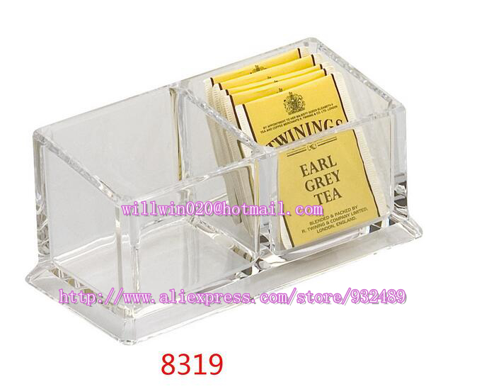 Manufacturing mini clear acrylic business card tea bag sugar packets toothpick holder stands - Toothpick holder for purse ...