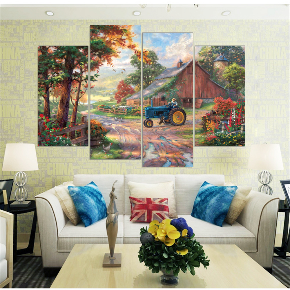 Unique Wall Paint Online Get Cheap Unique Canvas Art Aliexpresscom Alibaba Group