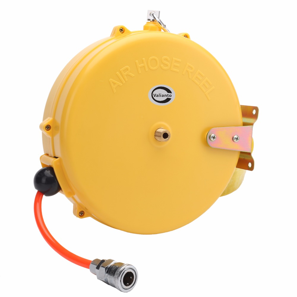 Buy retractable air hose reel and get free shipping on AliExpress.com