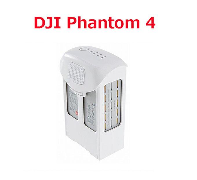 In stock Original Dji Phantom 4 Battery 15.2V 5350mAh Intelligent Flight LiPo Battery DJI Phantom 4 Spare Parts