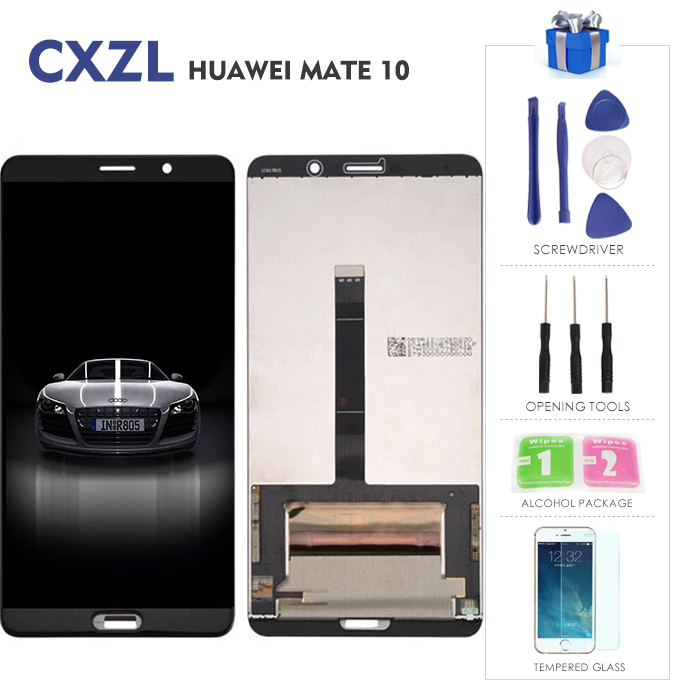 Cxzl LCD For Huawei mate 10 display 6,0 pulgadas For Huawei mate 10 ALP-AL00 ALP-L09 ALP-L29 LCD pantalla CompletaCxzl LCD For Huawei mate 10 display 6,0 pulgadas For Huawei mate 10 ALP-AL00 ALP-L09 ALP-L29 LCD pantalla Completa