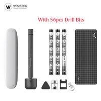Wowstick 1F Pro Mini destornillador eléctrico  Kit de destornillador de potencia sin cable recargable con batería de litio de luz LED|Destornilladores eléctricos|Herramientas -