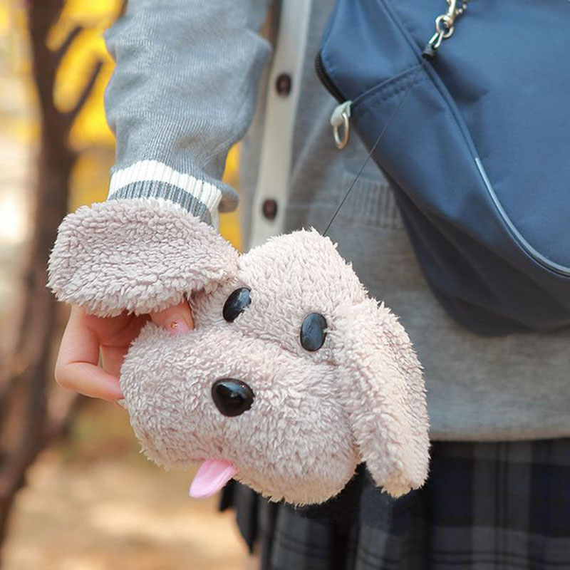 Lindo Yuri en el hielo Victor Puppy Poodle Dog perro de peluche - Peluches y felpa - foto 6