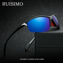 Mirror sport Sunglasses Men women Brand Sunglasses