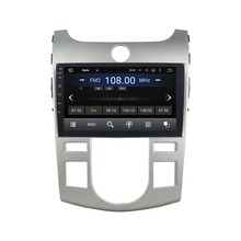 Quad Core 2 din 9″ Android 5.1 Car Radio DVD Player for KIA CERATO FORTE (AT) 2008-2012 With GPS 3G WIFI Bluetooth TV USB DVR