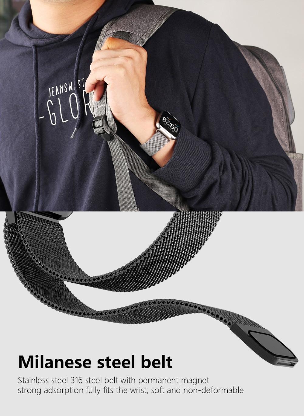 Huawise Y7 smartwatch 6
