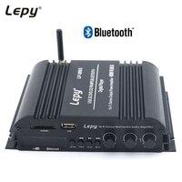 Lepy LP 269S 4 Channel Hifi Bluetooth Amplifier 3 5mm AUX USB SD FM Digital Stereo