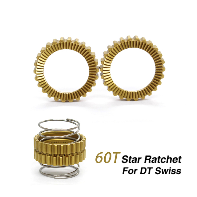 Bicycle Hub Service Kit Star Ratchet SL 54 TEETH For DT 54T Swiss 36T 60T MTB Hub Gear Bike Parts